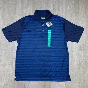 PGA Tour Pro Series Athletic Fit Polo Golf Shirt